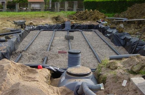 Mise au norme fosse septique installation assainissement nancy metz epinal assainissement - Raccordement tout al egout schema ...